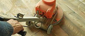 renovatie van vloer